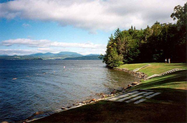 Rangeley Lake West-Central Maine