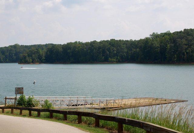 Richard B. Russell Lake
