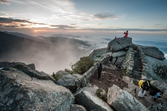 Sharp Top Hiking Trails