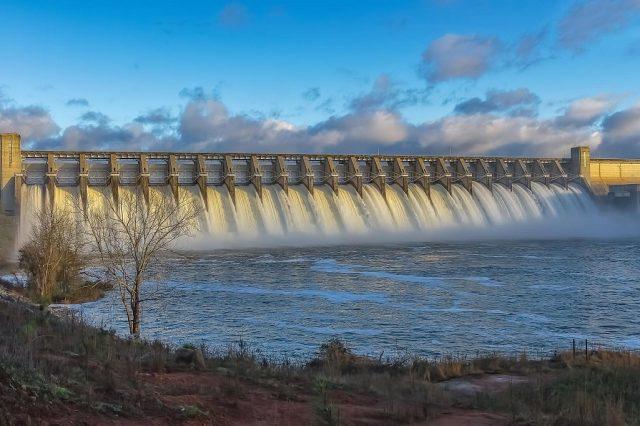 South Carolina Strom Thurmond Lake