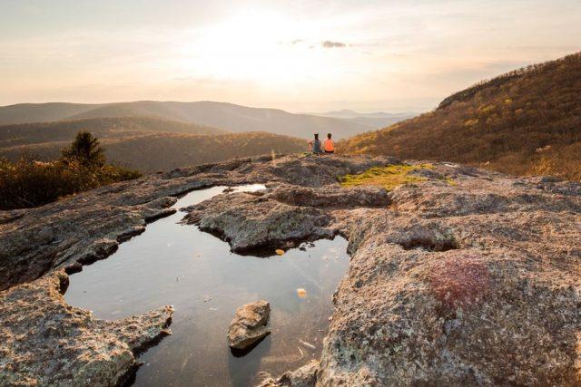 Spy Rock Hiking Trail