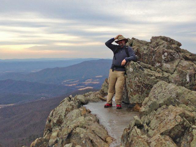 Stony Man Hiking Trail