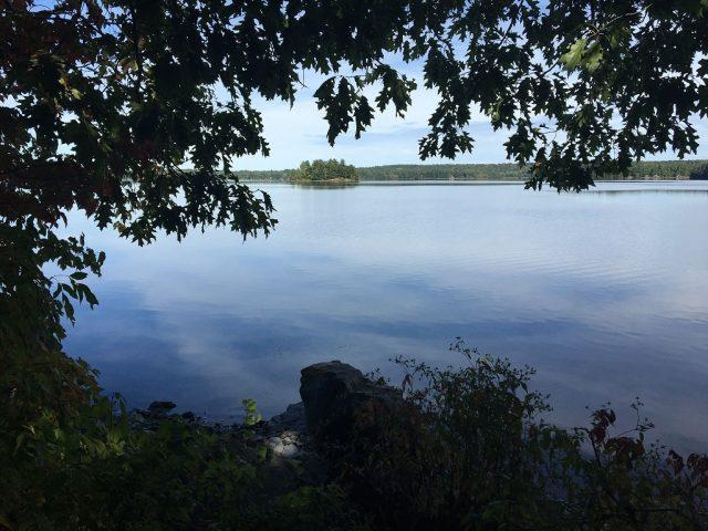 Webber Pond West-Central Maine