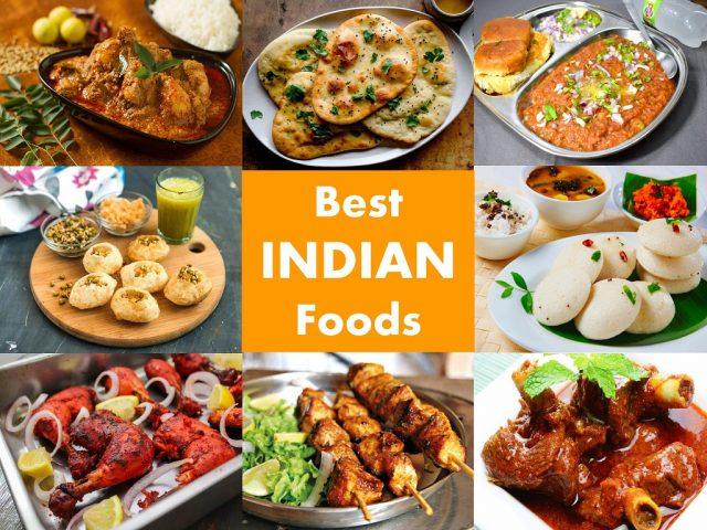 Best Indian Foods