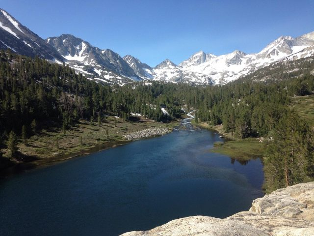 Lakes in California