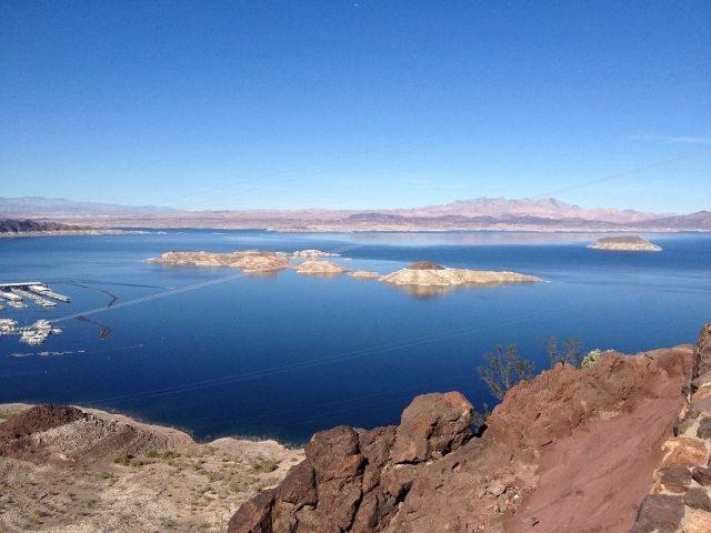 Lake Mead in Northern Arizona