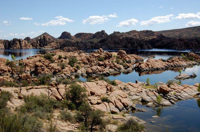 Watson Lake in Northern Arizona