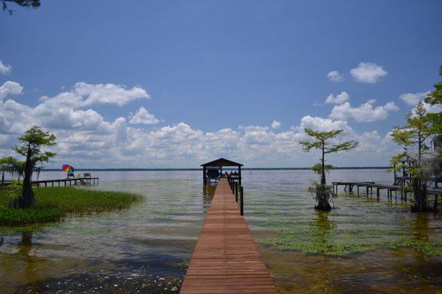 Lake Waccamaw in North Carolina