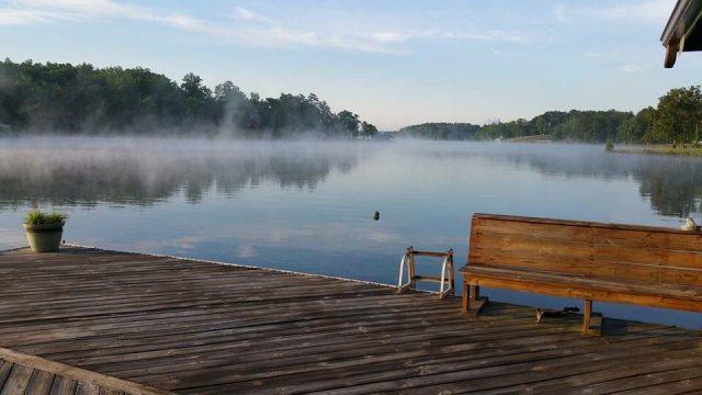 North Carolina Hyco Lake