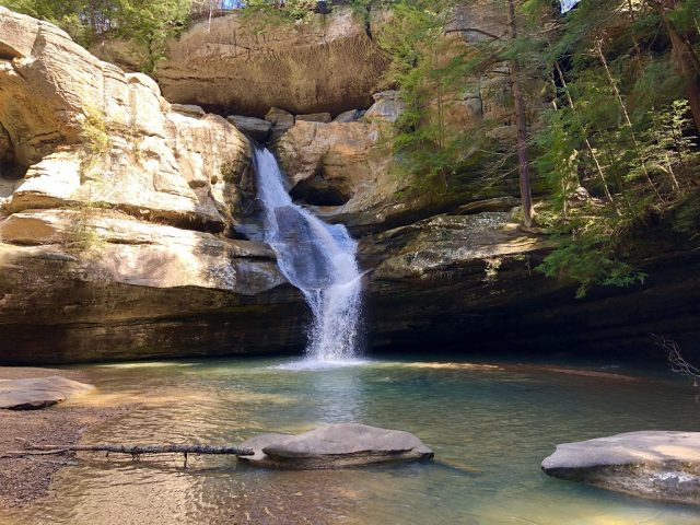 Ohio Cedar Falls