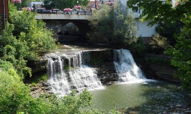 Ohio Chagrin Falls