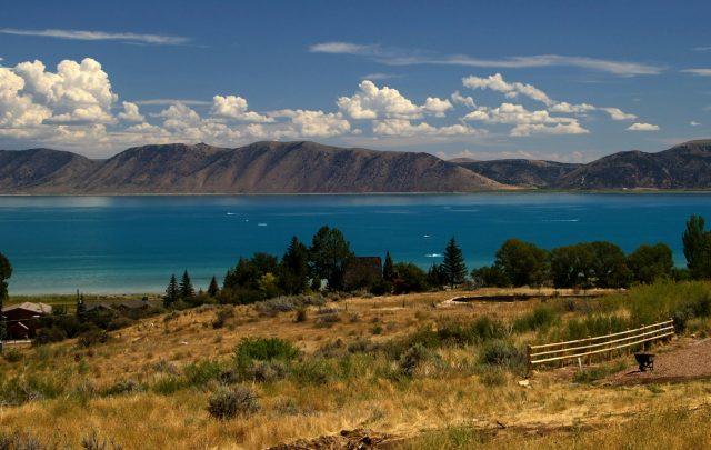 Bear Lake in Southern Idaho