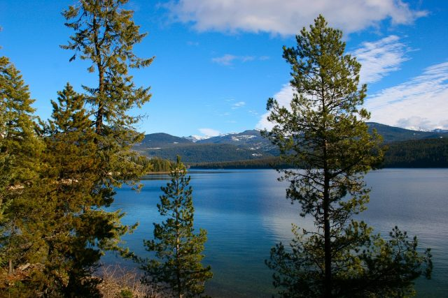 Priest Lake in Northern Idaho