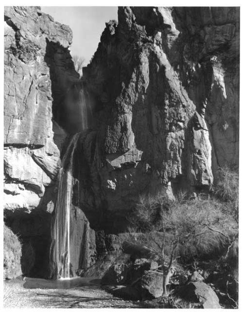 Capote Falls