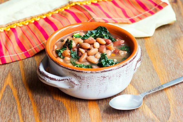 Grah Bosnian Bean Soup