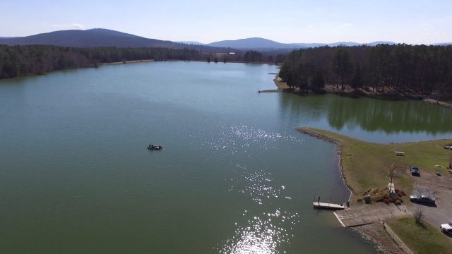 Lakes in Alabama