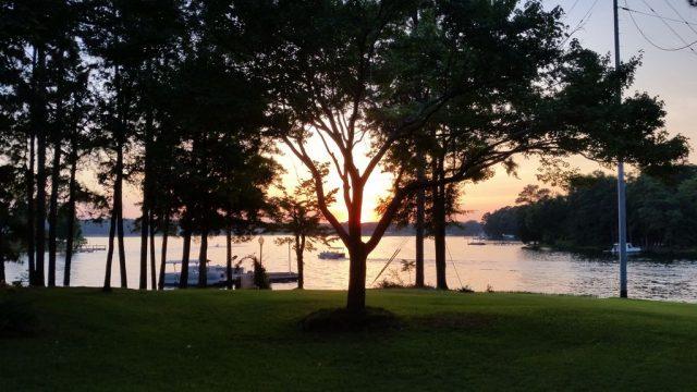 Logan Martin Lake Eastern Alabama