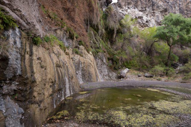 Mexicano Falls