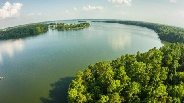 Wheeler Lake Northern Alabama