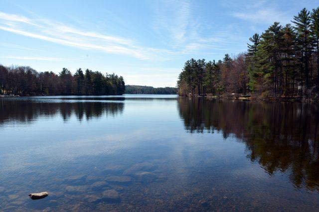 Wilson Lake in Northern Alabama