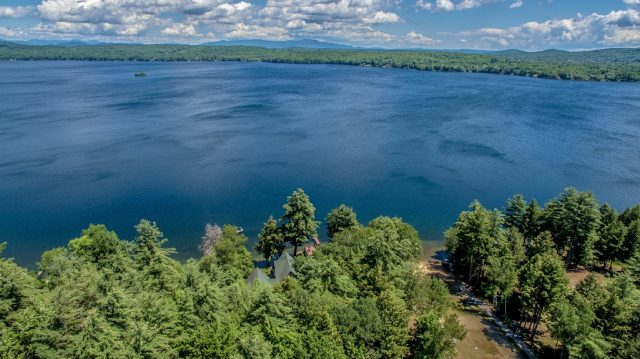 Great East Lake in New Hampshire
