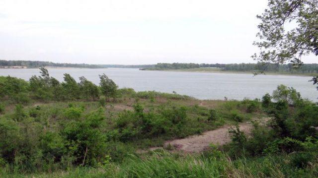J. Edward Roush Lake in Northern Indiana