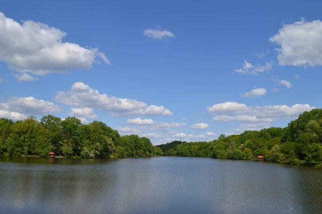 Lake Elkhorn in Central Maryland