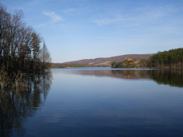 Lake Habeeb in Northern Maryland