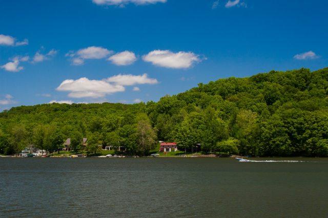 Lake Lemon in Southern Indiana