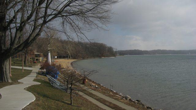 Lake Maxinkuckee in Northern Indiana