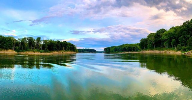 Lakes in Indiana