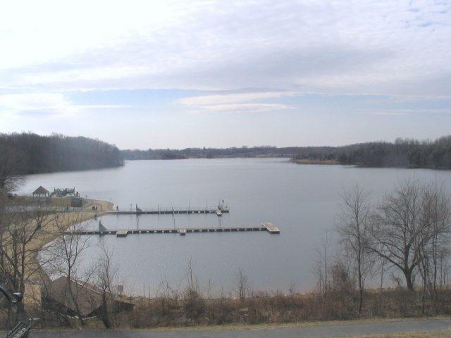 Little Seneca Lake in Central Maryland