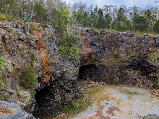 Three Caves in Northern Alabama