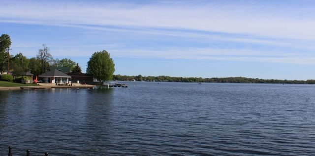 Witmer Lake in Northern Indiana