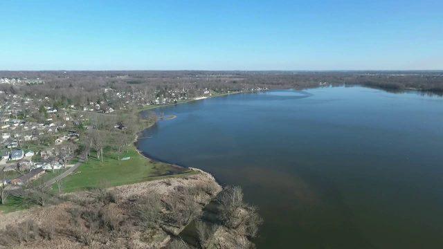 Chippewa Lake in Northern Ohio