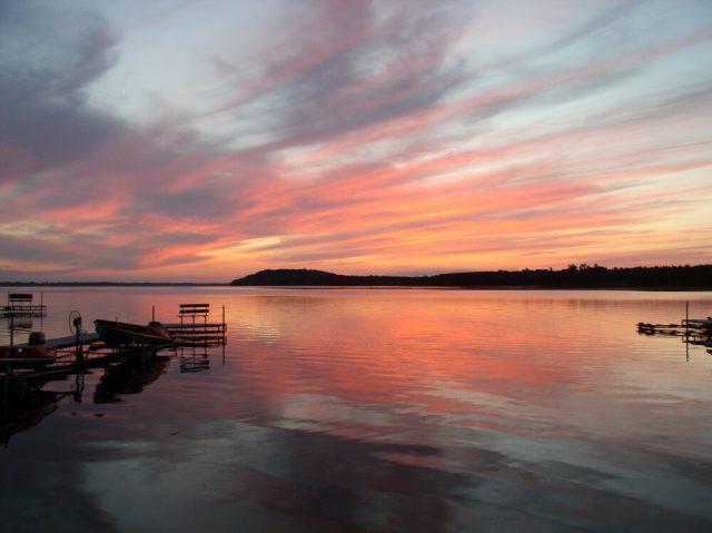 Lake Traverse in South Dakota