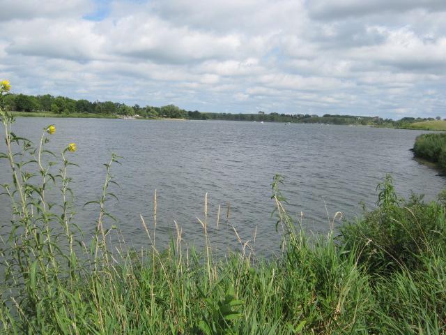 Lake Vermillion in South Dakota