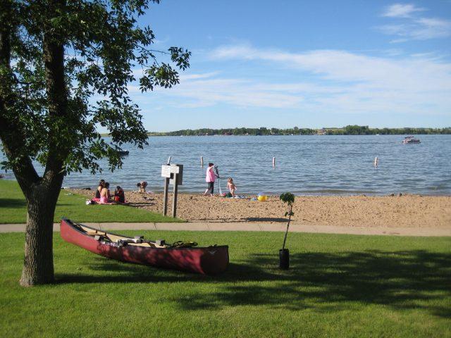 Pickerel Lake in South Dakota