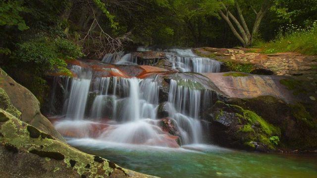 Statons Creek Falls Northern Virginia