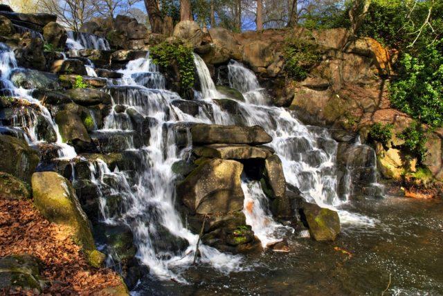 Waterfalls in Virginia