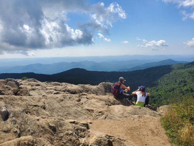 Art Loeb Trail in Western North Carolina
