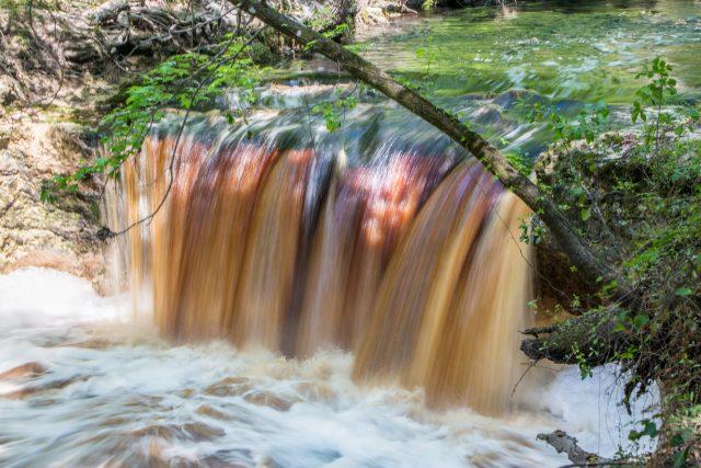 Falling Creek Falls in Florida