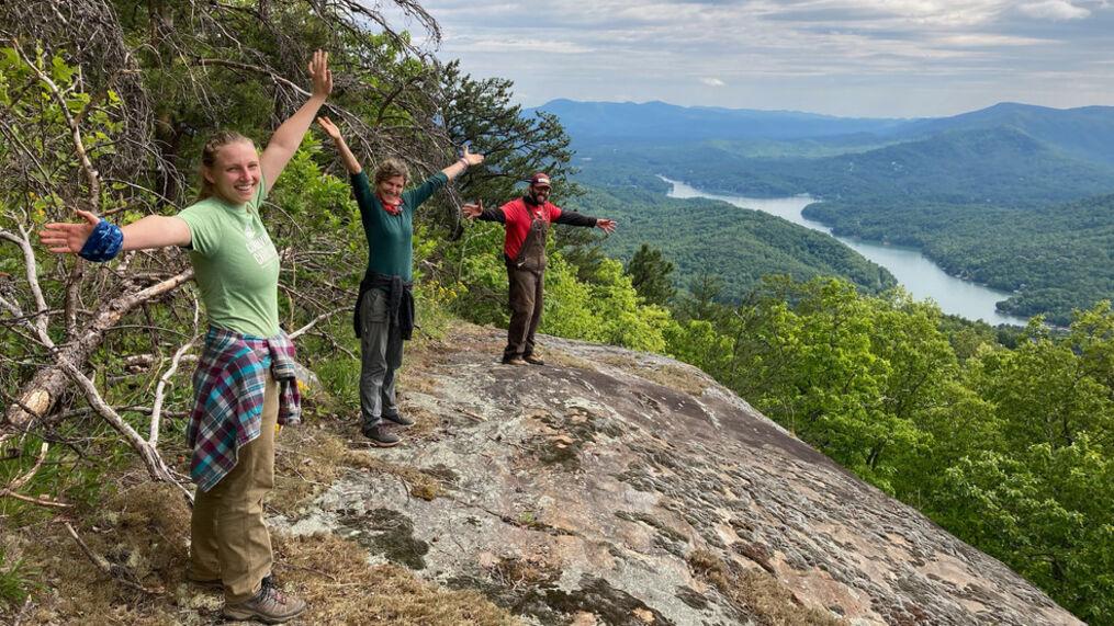 Hiking Spots in North Carolina