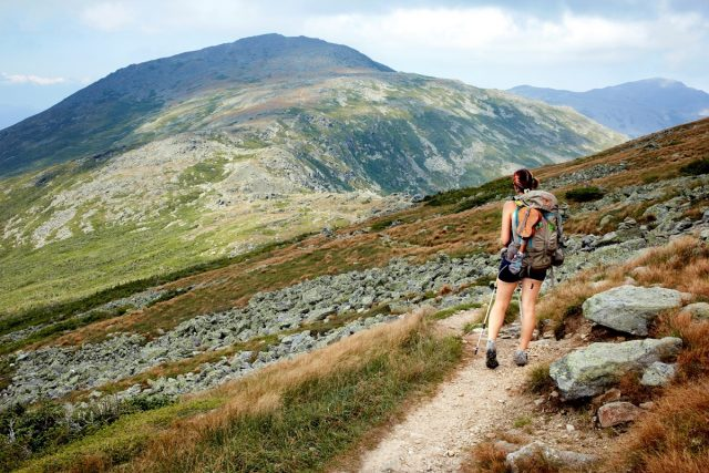 Hiking Trails in New Hampshire