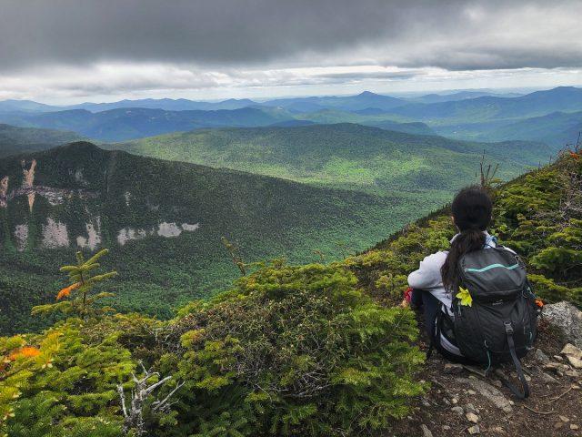 Mount Carrigain via Signal Ridge Trail in Eastern New Hampshire