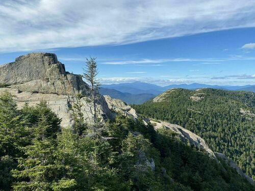 Mount Chocorua Loop Trail in Eastern New Hampshire