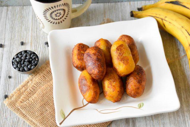 Rellenitos de Plátano