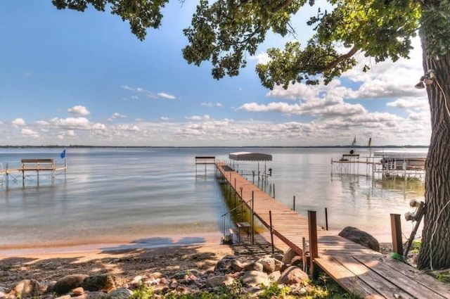 Big Spirit Lake Northern Iowa