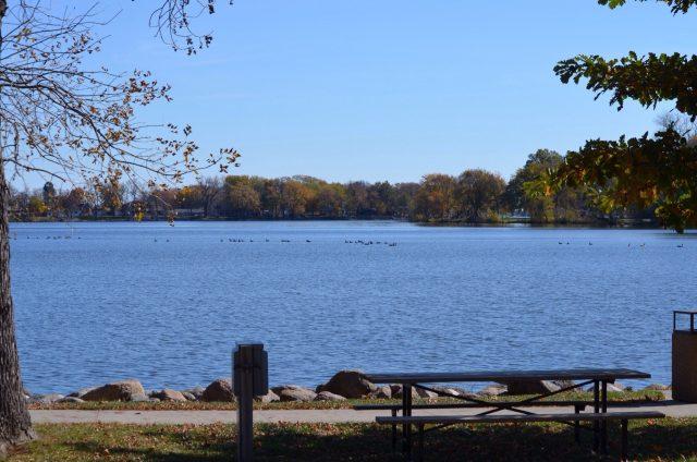 Black Hawk Lake in Western Iowa