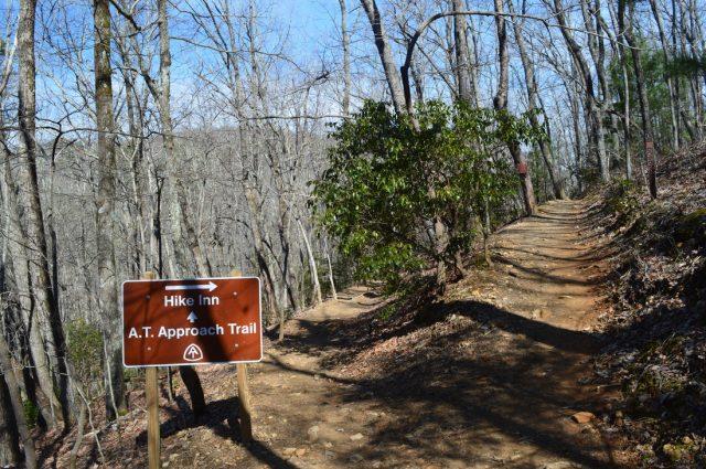 Hike Inn Trail in Northern Georgia